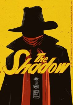old shows pictures of the shadow - Google Search