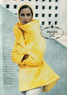Christy for Prada, 1991