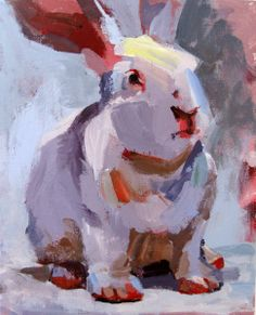 """Chief"" by Jo Hay Acrylic on Canvas 10""x8"" contact: gallery@collierwest.com Price $450.00"