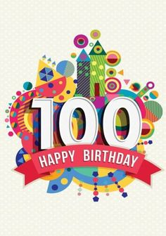 Happy Birthday 100 Gifts For Men Journal Notebook Year Old