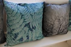 Fine Art photography cushions