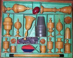 Late 1800's magic set