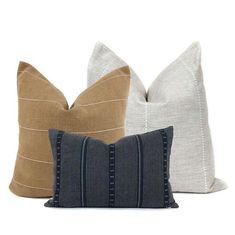 Pillow Combo 11  3 Pillow Covers  Throw Pillows Pillow   Etsy