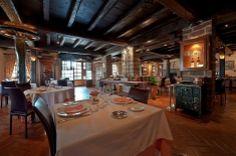 Ithurria - Restaurant & Hôtel - Place du Fronton - 64250 Ainhoa