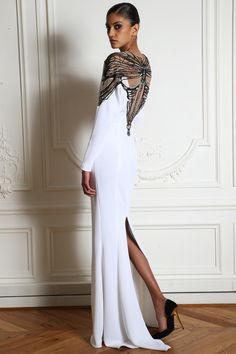 Zuhair Murad   Fall 2014 Ready-to-Wear Collection   Style.com