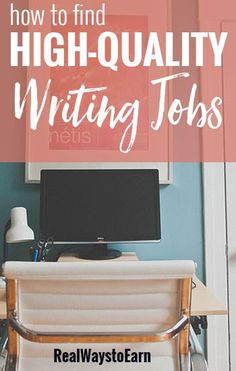 How to find very high-quality writing jobs using Contena.