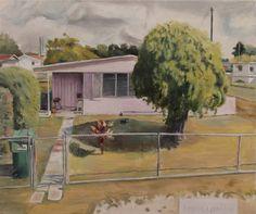 Mauve House, 2013
