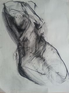 "Saatchi Art Artist Badri Valian; Drawing, ""Nude , Andy warhol"" #art"