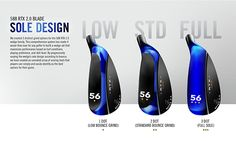 Cleveland 588 RTX 2.0 US Open Wedge - Limited Edition at InTheHoleGolf.com