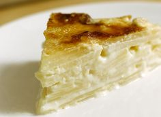 The Culinary Institute of America Food Enthusiasts :: Potato Gratin