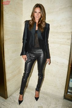 "Alessandra Ambrosio attends the NYC ""Mademoiselle C"" After Party on September 6, 2013 in New York City"