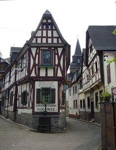 Girl aus Braubach