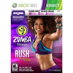 Zumba for Kinect!