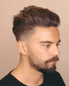 Best Medium Length Hairstyles For Men Long On Top With Short Back & Sides. The Best Medium Length Hairstyles For Men. Read NowLong On Top With Short Back & Sides. The Best Medium Length Hairstyles For Men. Read Now Medium Length Hair Men, Mens Medium Length Hairstyles, Mens Hairstyles Fade, Cool Hairstyles For Men, Medium Long Hair, Medium Hair Cuts, Haircuts For Men, Medium Hair Styles, Long Hair Styles