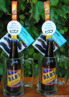 Eat, Drink and be Hairy for Father's Day Great Father, Mother And Father, Mothers, Fathers Day Crafts, Happy Fathers Day, Holiday Crafts, Holiday Fun, Holiday Foods, Holiday Ideas
