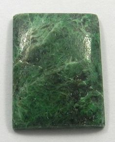 24.75CT GOOD POLISHED NATURAL MAW SIT SIT 19X25MM RECTANGLE CABOCHON GEMSTONE