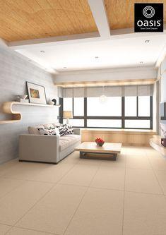 Best Living Room Design, Living Room Designs, Wall Tiles Design, Best Floor Tiles, Tile Manufacturers, Oasis, Home Office, Ceiling Lights, Home Decor