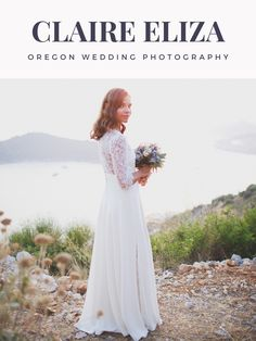 Getting married on the Oregon Coast? Book photographer Claire Eliza for candid & natural wedding photos you'll cherish forever. #oregonwedding #weddingphotography #weddingphotographer #claireeliza #weddingplanning