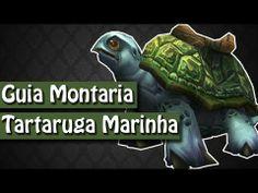 Guia Montaria: Tartaruga Marinha (Wow)