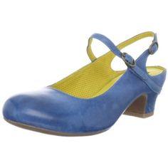 Miz Mooz Women`s Avery Pump,Blue,10 M US $109.95