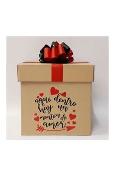 Love Gifts, Gifts For Mom, Saint Valentine, Valentines, Happy Everything, School Notebooks, Gifts For My Boyfriend, Explosion Box, Diy Box