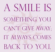 Beautiful Smile Quotes and Sayings to make you laugh. Quotes about Smiling with images that are funny and inspirational for someone that makes you Smile! Love Life Quotes, Smile Quotes, Happy Quotes, True Quotes, Positive Quotes, Funny Quotes, Positive Things, Happiness Quotes, Positive Attitude