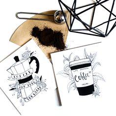 COFFEE // Alu Dibon Plates // Saal Digital