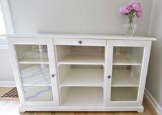 Hemnes wohnzimmer ~ Ikea hemnes cabinet and liatorp sideboard for dining room storage