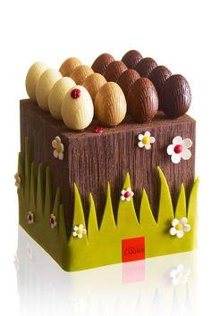 Easteregg cake / pääsiäismuna kakku