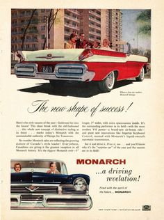 1957 Mercury Monarch