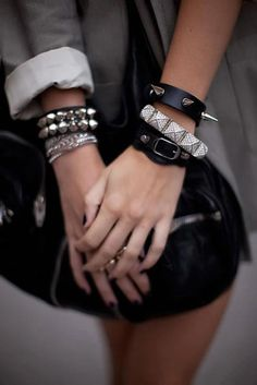 Stoere accessoires maken een echt statement!