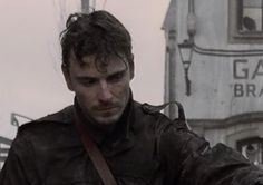 Michael Fassbender 'Band of Brothers'