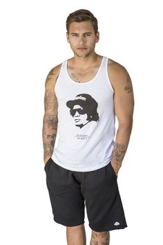 Easy E summer tank is here!  Check out our Real Compton City G Tank at www.LAYOP.com.  Limited time only! Use code LAYOP and save 15% on your entire order - offer good through 6/15/15.