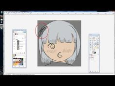 Gimp Basics/How to Color a Drawing Tutorial