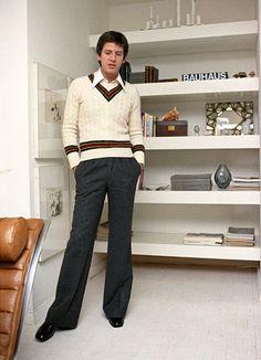 40 and Fabulous: A CUT ABOVE - Calvin Klein, 1973