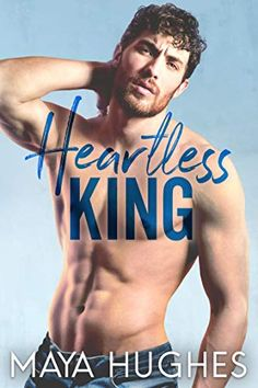 Heartless King by Maya Hughes is book 5 in the Kings of Rittenhouse Series, It's a Contemporary Romance free on kindle unlimited. Meeting Someone New, Getting Him Back, Best Husband, My Character, Hockey Players, Losing Her, Romance Books, Book 1, Laugh Out Loud