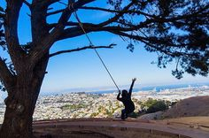I have a thing for swings!! Always trying to find them all across the world!! Found this one in SF! 😊😊 by (leftietraveler). bucketlist #wearetravelgirls #tlpicks #travelpics #instatravel #lifewelltravelled #lonelyplanet #sf #travelphotography #happiness #darlingescapes #sanfrancisco #travelstroke #travelzoo #swing #dametraveler #travelgram #passionpassport #traveldeeper #travel #letsgoeverywhere #beautifuldestinations #igtravel #photooftheday #girlstraveldiary #wanderlust #globetrotter…