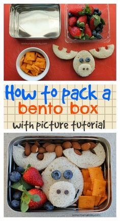 HOW TO PACK A BENTO BOX {with picture tutorial} - mamabelly.com