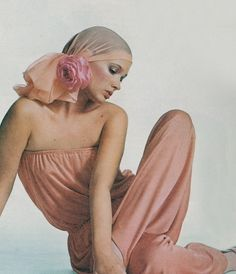 .Photo by Irving Penn, 1972.