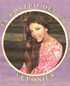Veronica Castro, El Rostro '70.