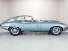 1965 Jaguar 4.2L E Type Fixed Head Coupe