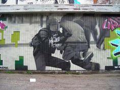 Εντυπωσιακά graffiti | Otherside.gr
