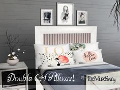 My Sims 3 Blog: Double Art Pillows! by The Muse Sway