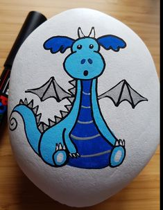 Painted Pavers, Painted Rocks Craft, Hand Painted Rocks, Pebble Painting, Pebble Art, Stone Painting, Rock Painting Ideas Easy, Rock Painting Designs, Olaf Drawing