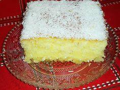 Easy Desserts, Dessert Recipes, My Cookbook, Lava Cakes, Greek Recipes, Cheesecake Recipes, Vanilla Cake, Nutella, Peanut Butter