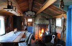 A good old fashioned Norwegian cabin...STUGA.
