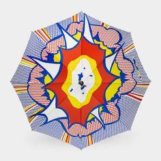 【Roy Lichtenstein Umbrella】 | 【Thief of Time】 時間泥棒