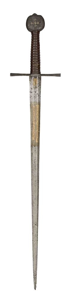 Medieval Sword From The Mamluk Arsenal At Alexandria (1)