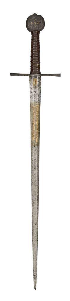Medieval Sword From The Mamluk Arsenal At Alexandria (1) [ Swordnarmory.com ] #Famous #medieval #swords