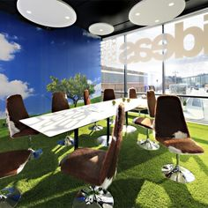 Office Design Trends 2013
